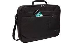"Case Logic Advantage Clamshell Bag 17.3"" Black"