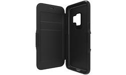 Gear4 D30 Oxford Samsung Galaxy S9 Plus Flip Cover Black
