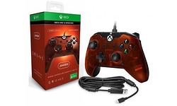 PDP Mannette Xbox One Filaire PDP Orange