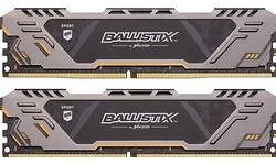 Crucial Ballistix Sport AT 16GB DDR4-3200 CL16 kit