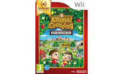 Animal Crossing Let's Go to the City Nintendo Selects (Wii)
