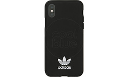 Adidas Originals Moulded iPhone X/Xs Back Cover Black/White