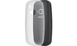 Azuri Glossy TPU Nokia 3310 Back Cover Transparent