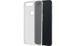Azuri Glossy TPU OnePlus 5T Back Cover Transparent