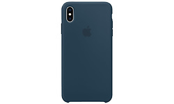 Apple iPhone XS Max Silicone Case Pacific Green