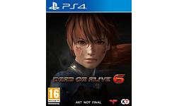 Dead or Alive 6 (PlayStation 4)