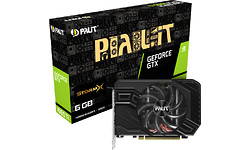 Palit GeForce GTX 1660 Ti StormX 6GB