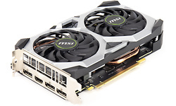 MSI GeForce GTX 1660 Ti Ventus XS OC 6GB
