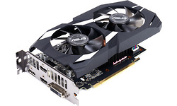 Asus GeForce GTX 1660 Ti Dual OC 6GB