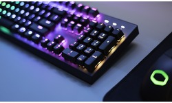 Cooler Master CK350 RGB Outemu-Brown Black (US)