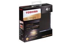 Toshiba Canvio Premium 4TB Grey