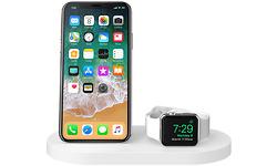 Belkin Wireless Charging Dock For iPhone White