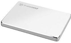 Transcend StoreJet 25C3S 2TB Silver