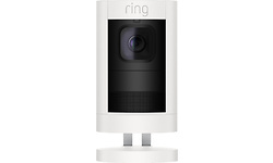 Ring Stick Up Cam Battery White