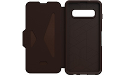 Otterbox OtterBox Strada Samsung Galaxy S10 Book Case Brown