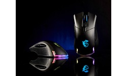 MSI Clutch GM50 Gaming Mouse Black