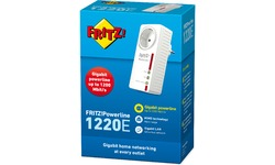AVM Fritz!Powerline 1220E No Belgium Socket