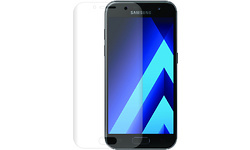 Azuri Curved Tempered Glass Rinox Armor For Samsung A3 2017