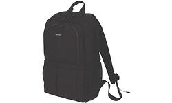 """Dicota Eco Backpack Scale 17.3"""" Black"""