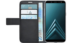 Azuri Wallet Case For Samsung A6 Black