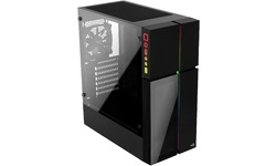 Aerocool Playa RGB Window Black