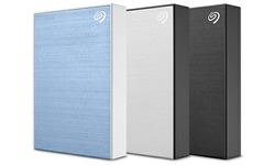 Seagate Backup Plus Portable 4TB Black