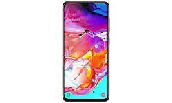 Samsung Galaxy A70 Orange