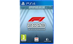 F1 2019 Anniversary Edition (PlayStation 4)