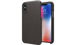 Gear4 D3O Knightsbridge Apple iPhone X Back Cover Black