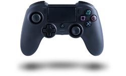 Nacon Wireless Official Controller Black PS4