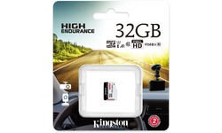 Kingston High Endurance MicroSDHC UHS-I 32GB