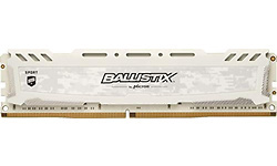 Crucial Ballistix Sport LT 8GB DDR4-3000 CL15 White