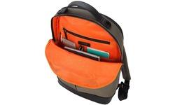 "Targus Newport Backpack 15"" Black/Olive"
