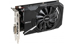 MSI GeForce GTX 1650 Aero ITX OC 4GB