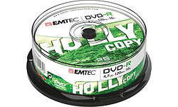 Emtec DVD-R 16x 25pk Spindle
