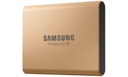 Samsung Portable SSD T5 500GB Gold
