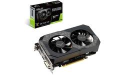 Asus GeForce GTX 1660 Ti TUF Gaming OC 6GB