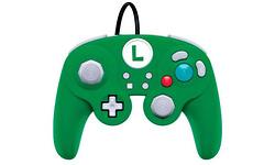 PDP Wired Smash Pad Pro Luigi Nintendo Switch