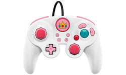 PDP Wired Smash Pad Pro Peach Nintendo Switch