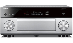 Yamaha MusicCast RX-A2080 Titanium