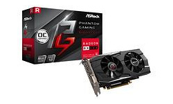 ASRock Radeon RX 580 Phantom Gaming D OC 8GB