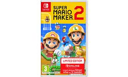 Super Mario Maker 2 Limited Edition Nitendo Switch