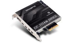 Gigabyte Thunderbolt 3.0 PCIe