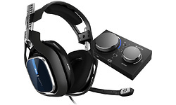 Astro Gaming A40 TR + MixAmp Pro TR PS4 Black