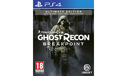 Tom Clancy's Ghost Recon Breakpoint, Ultimate Edition (PlayStation 4)