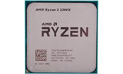 AMD Ryzen 3 2300X Tray