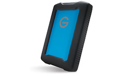 G-Technology ArmorATD All-Terrain 2TB Black/Blue