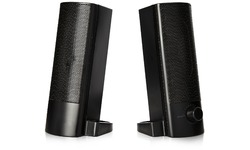 Videoseven Sound Bar 2.0 USB Multimedia Speaker System