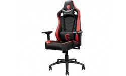 MSI MAG CH110 Gaming Chair Black/Red