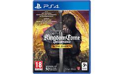 Kingdom Come: Deliverance Royal Edition (PlayStation 4)